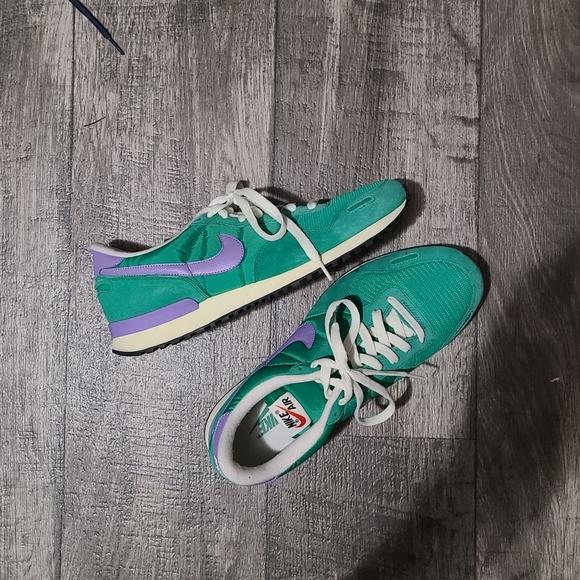 rasguño cayó espontáneo  Nike Shoes | Vortex Vintage Green Sz 115 | Poshmark